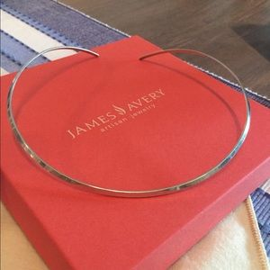 James Avery Collet Neck Collar